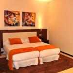 Habitación Adaptada. Hotel Don Felipe. Segovia