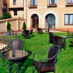 Hotel Don Felipe. Segovia