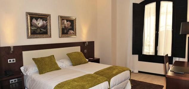 Habitaciones hotel don felipe hotel en segovia un hotel - Insonorizacion de habitaciones ...