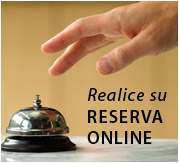 Realice su Reserva. MEJOR PRECIO GARANTIZADO!!