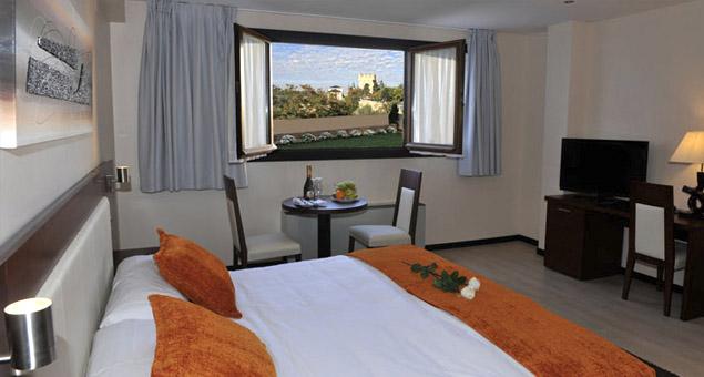 Habitación Especial. Hotel en Segovia.
