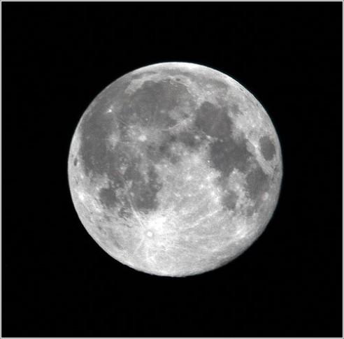 Noche de luna llena 2013