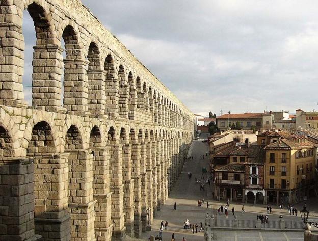 Destino: Segovia