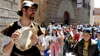 Esta Navidad el arriero Claudio te guía por Segovia
