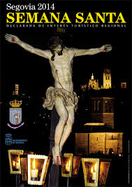 Semana Santa Segovia 2014