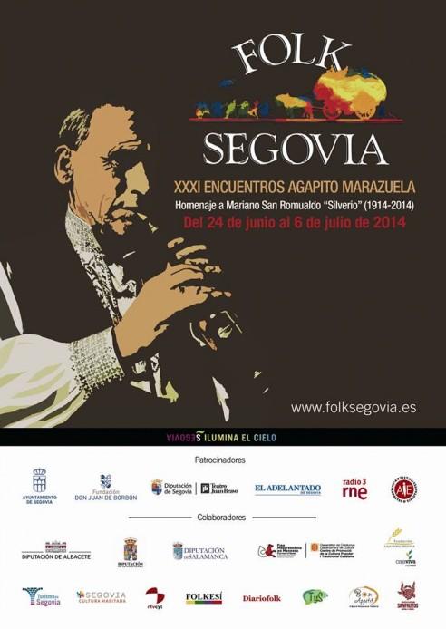 Folk Segovia 2014