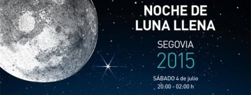 Noche de luna llena 2015