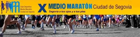 X Media Maratón Segovia 2016