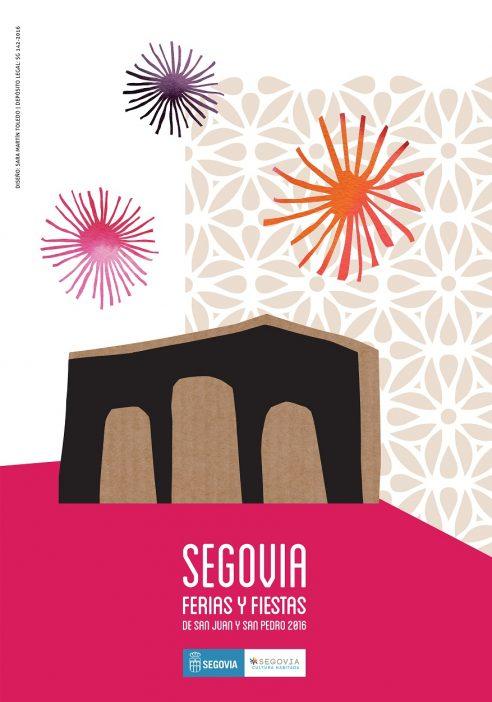 Ferias y Fiestas Segovia 2016