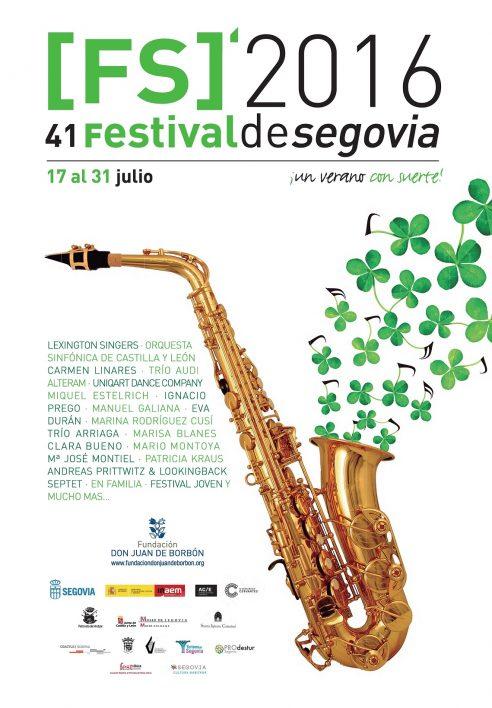 Festival de Segovia 2016