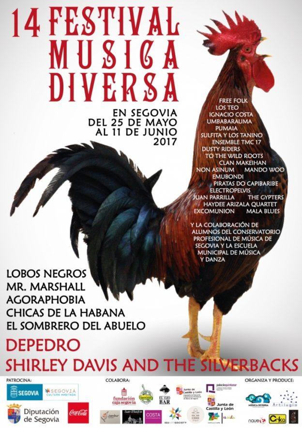 XIV Festival de música diversa de Segovia