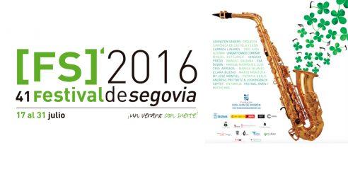 42 Festival de Segovia