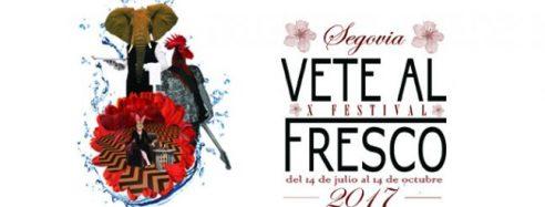 Vete al fresco Segovia-X Festival