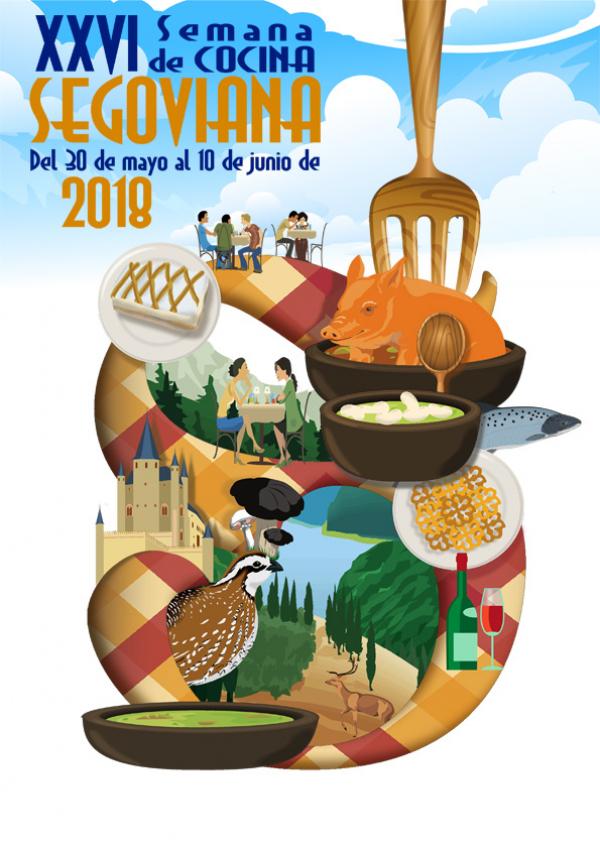 XXVI Semana de cocina segoviana