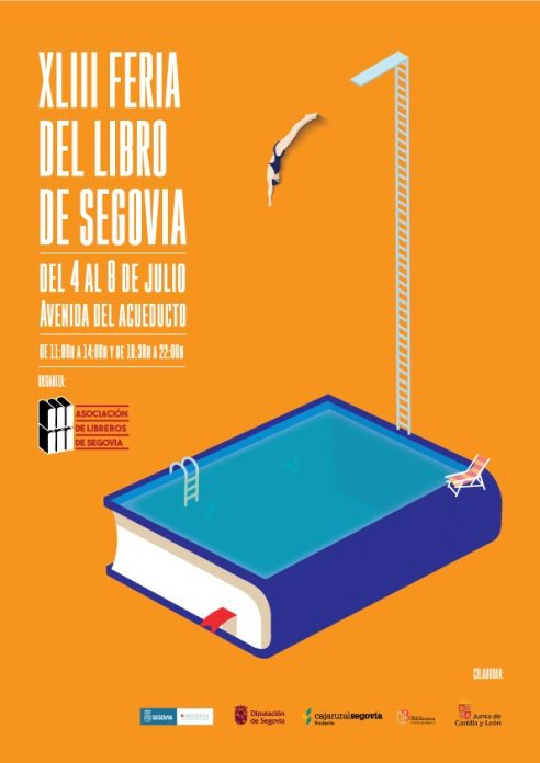 XLIII Feria del libro de Segovia